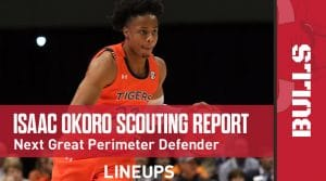Isaac Okoro Scouting Report: The League's Next Great Perimeter Defender