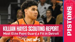 Killian Hayes Scouting Report: Draft's Most Elite Point Guard