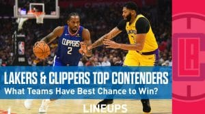 NBA Contenders With the Best Chance of Winning a Title