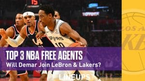 2020 NBA Top 3 Free Agents: Best Team Fits