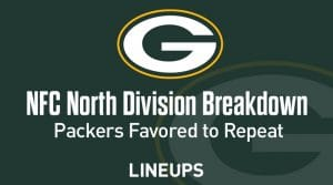 NFC North Divisional Breakdown: Rodgers and the Packers Repeat
