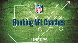 NFL Coaching Staff Rankings Entering 2020 Season