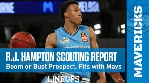 R.J. Hampton Scouting Report: Boom or Bust Prospect