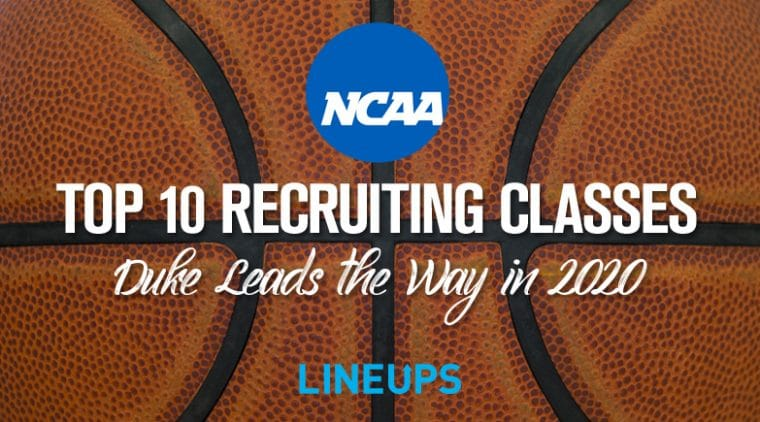 Top 10 Best College Basketball Recruiting Classes of 2020