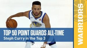 Top 50 Point Guards of All-Time: Magic, The Big O and Curry top the List