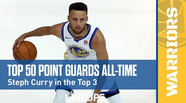 top 50 point guards all time