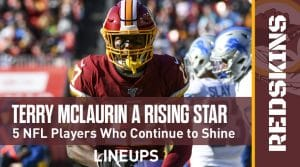 Top 5 NFL Rising Stars: Players Who Will Continue to Shine