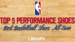 Top 5 Performance Basketball Sneakers