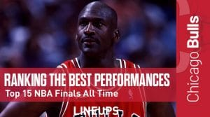 Ranking the Best Finals Performances in NBA History