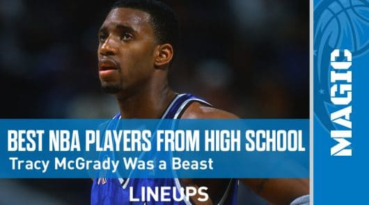 2012 NBA Draft: 5 High School Players Who Would Have