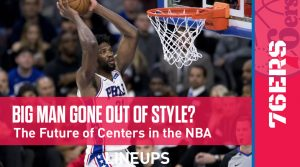 Has the NBA Big Man Gone Out of Style?