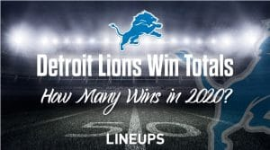 Detroit Lions Win Totals 2020: How Many Wins Will Lions Have?