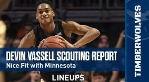 Devin Vassell Scouting Report
