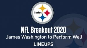 NFL 2020 Breakout Series: James Washington