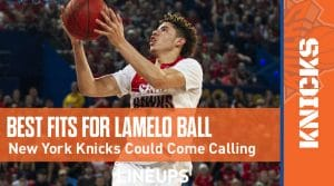 Best Fits for NBA Draft Prospect LaMelo Ball