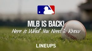 MLB Is Back: Here's What You Need To Know