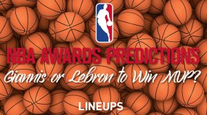 Predictions for the 2020 NBA Awards