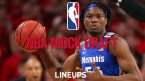 2020 NBA Mock Draft 1.0
