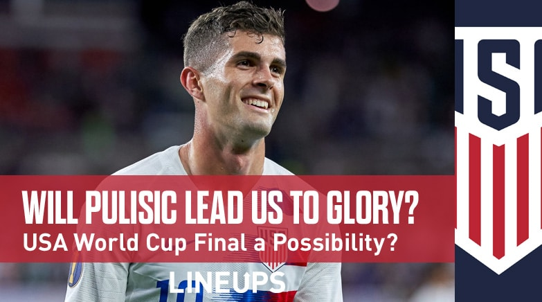 pulisic usa world cup chance