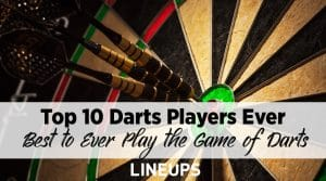 Top 10 Best Darts Players Ever: Phil Taylor Best Player All-Time?