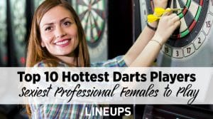 Top 10 Hottest Darts Players Ever