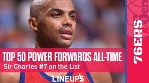 The Top 50 Power Forwards of All-Time: The Big Fundamental and The Mailman Top the List