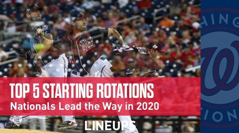 top 5 starting rotations