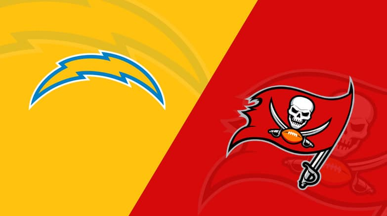 Los Angeles Chargers vs. Tampa Bay Buccaneers Matchup Preview (10/04/20):  Betting Odds, Depth Charts, Live Stream (Watch Online)