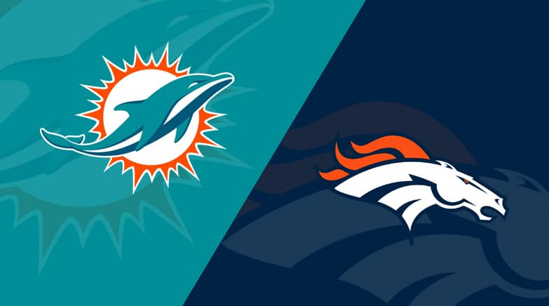 Denver Broncos Vs Miami Dolphins Matchup Preview 11 22 20 Betting Odds Depth Charts Live Stream Watch Online