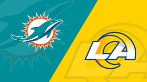 Los Angeles Rams vs. Miami Dolphins Matchup Preview (11/1/2020): Betting Odds, Depth Charts, Live Stream (Watch Online)
