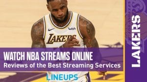 NBA Live Streaming Reviews: Best Services to Watch NBA Games Online
