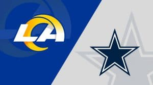 Los Angeles Rams vs. Dallas Cowboys Matchup Preview (9/13/20): Betting Odds, Depth Charts, Live Stream