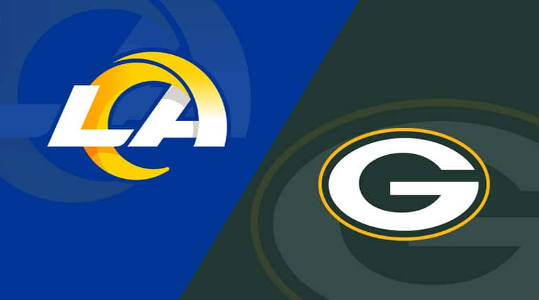 rams vs packers