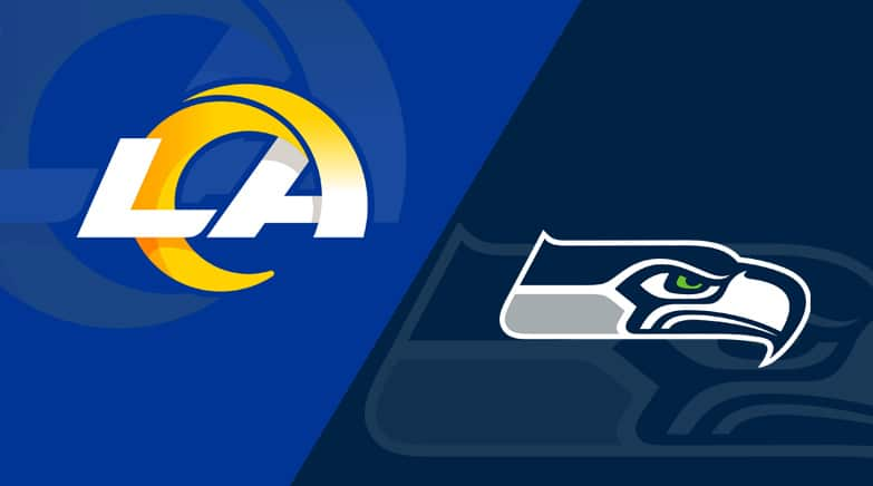 Los Angeles Rams Vs Seattle Seahawks Matchup Preview 1 9 21 Betting Odds Depth Charts Live Stream Watch Online