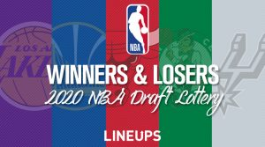 NBA Draft Lottery Winners and Losers