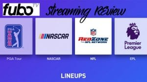 FuboTV Streaming Review & Free Trial: Stream NFL Redzone, Premier League, Golf