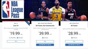 NBA League Pass Review: How to Live Stream NBA Games