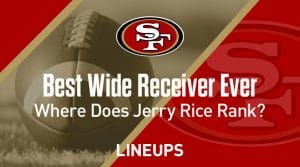 Best Wide Receiver Ever: Who is the best wide receiver of all time?