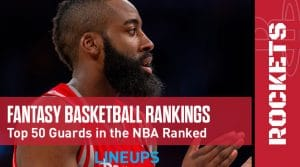 Fantasy Basketball Rankings 2020: Top 50 guards in the NBA ranked!