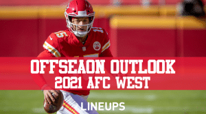 2021 NFL Offseason Outlook: AFC West