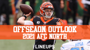 2021 NFL Offseason Outlook: AFC North