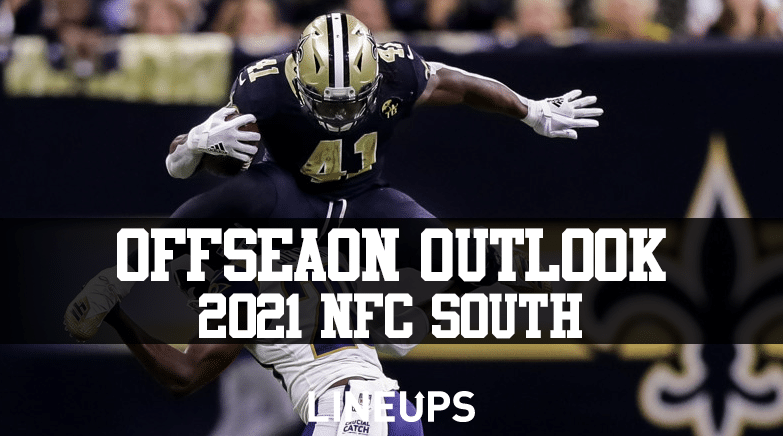 2021 Offseason Outlook NFC South