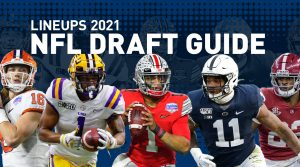 NFL Draft Guide 2021: Top 50 Draft Prospects