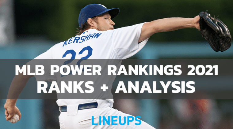 2021 MLB Opening Day Power Rankings: Who Can Compete With The Dodgers?
