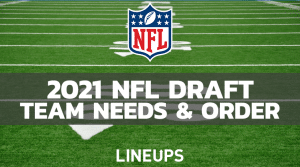 2021 NFL Draft Needs & Order : Analysis For All 32 Teams
