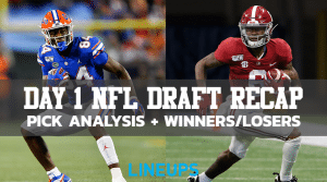 2021 NFL Draft Day 1 Recap