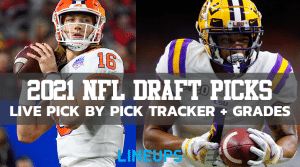 NFL Draft 2021 Picks Tracker by Team: Results + Grades (Live)