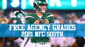 NFL 2021 Free Agency Grades: NFC South