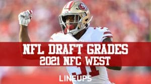 NFL Draft Grade 2021: NFC West
