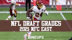 NFL Draft Grade 2021: NFC East